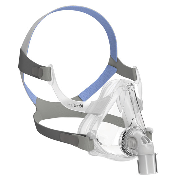 Quattro Air Full Face mask complete system
